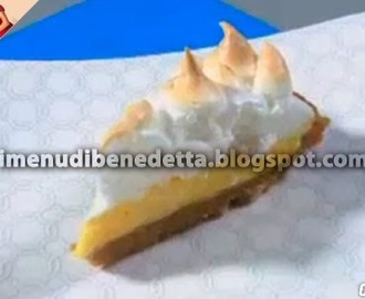 Torta Lemon Merigue Pie