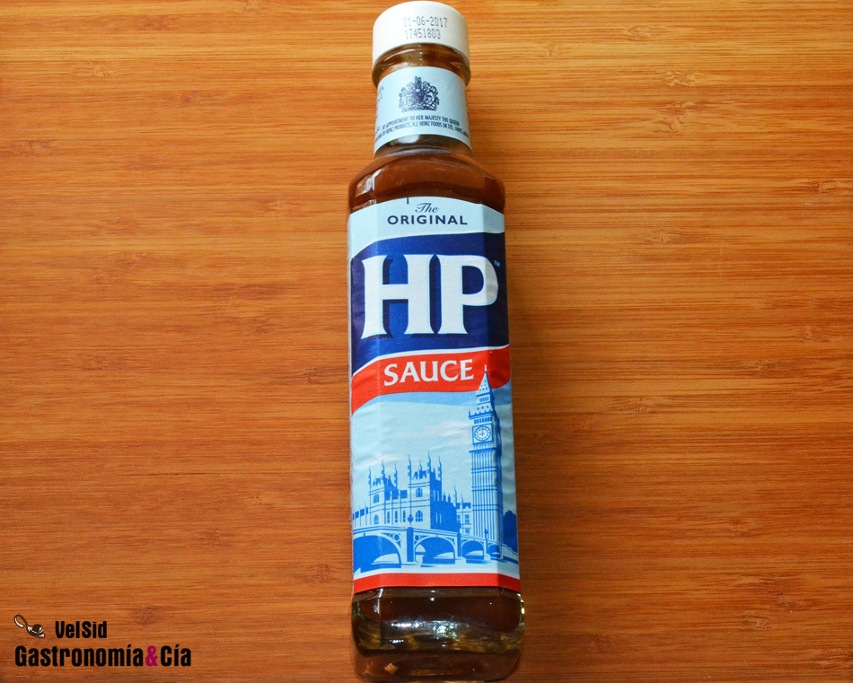 Salsa HP o Brown Sauce