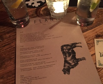 Review : Flank, Brighton