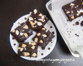 Eggless Chocolate Brownies / How to make Eggless Chocolate Brownies