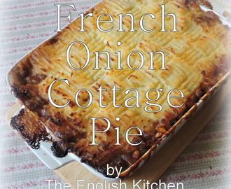 French Onion Cottage Pie