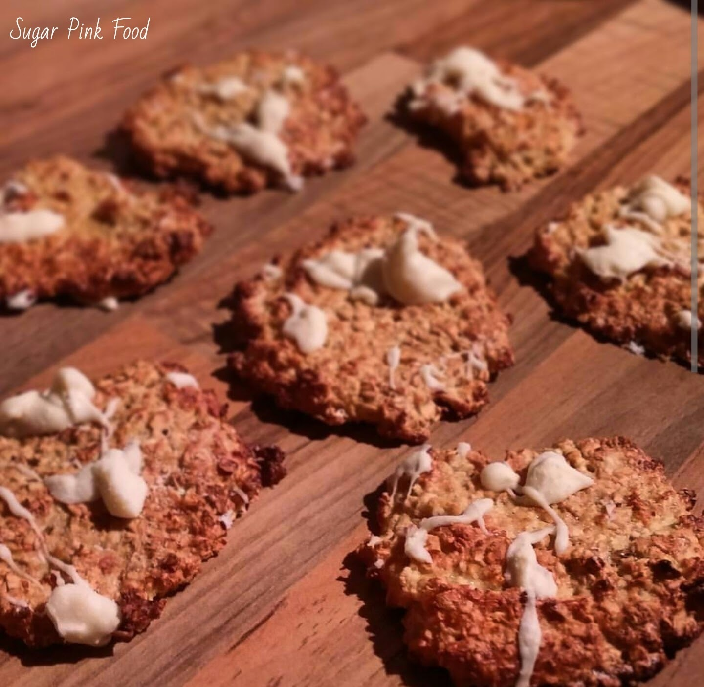 Slimming World Friendly Recipe:- Tasty Toffee Oat Cookies