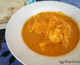 Mummmy's Egg Drop Curry