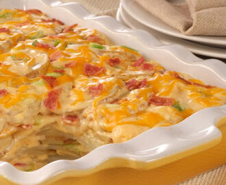 Recette Gratin dauphinois facile