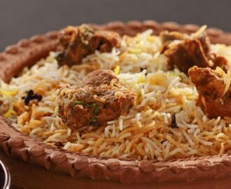 Awadhi Mutton Biryani  Recipe