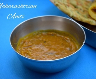 How to make Maharashtrian Amti