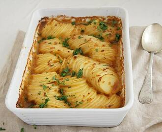 French Onion Potato Bake