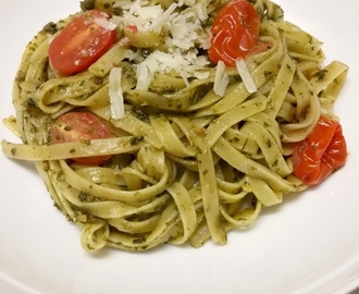 ThermoFun – Mad Monday – Basil Pesto & Cherry Tomato Pasta