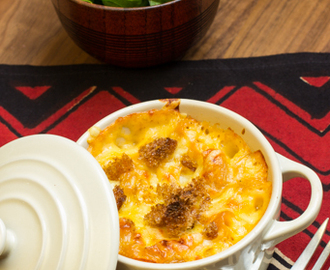Mac and Cheese – das amerikanische Soulfood