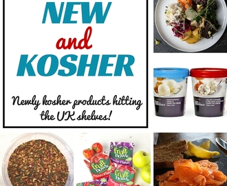 New and Kosher #2 – plus a special offer!