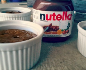 BROWNIES DE NUTELLA!!!!
