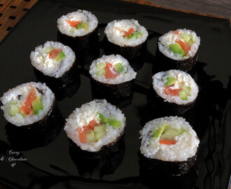 Cómo preparar arroz para sushi – How to prepare sushi Rice