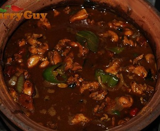 Sri Lankan Black Pepper Chicken Curry