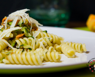 Pasta light vegetariana