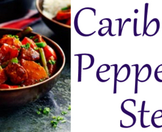 Slimming World Slow Cooked Caribbean Pepper Pot Stew