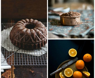 Torta al cioccolato e arancia / Chocolate and orange cake recipe