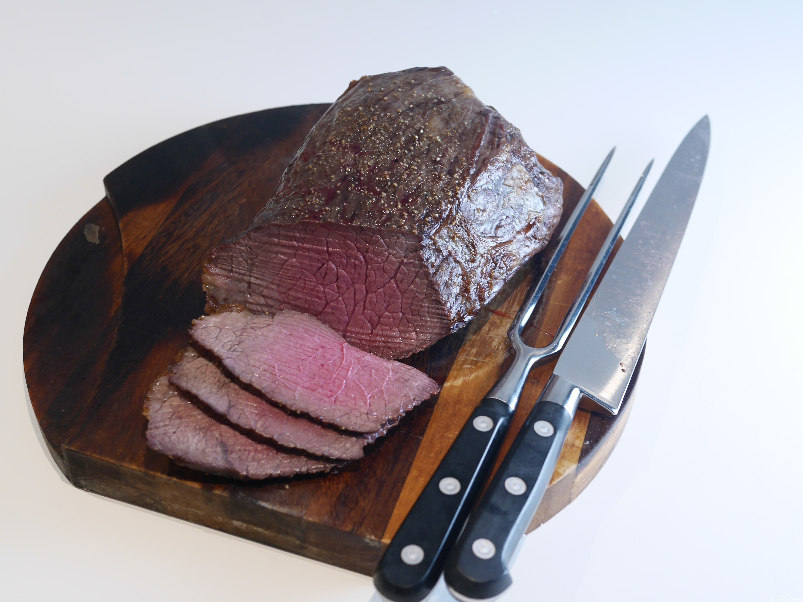 Welsh Roast Beef and Yorkshire Puddings