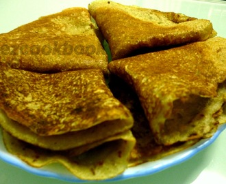 Farali Dosa ~ Fasting Recipe