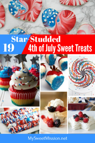 19 Star-Studded 4th of July Sweet Treats