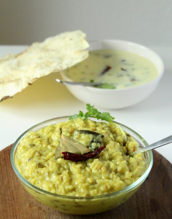 Gujarati Khichdi Recipe | How to make Gujarati Khichdi