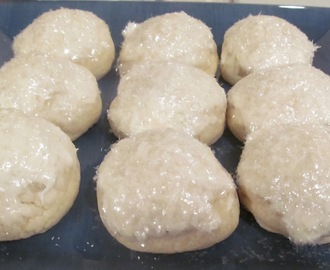 Snowball Cookies!