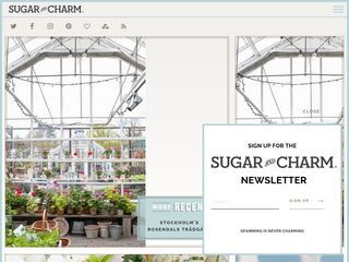 sugarandcharm.com