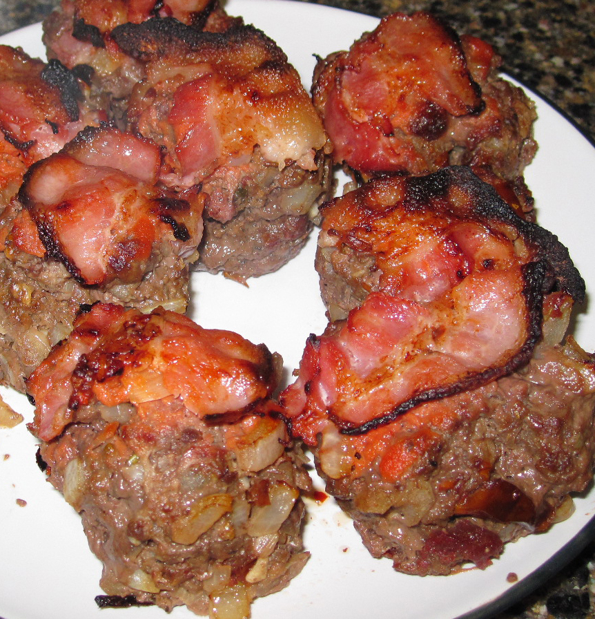 Bacon Meatloaf Muffins and Easy Dinners on the Run