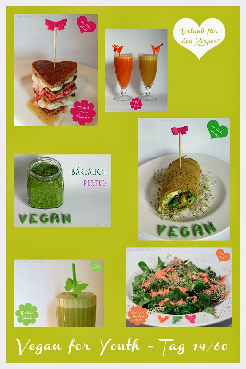 Tag 14 der Vegan for Youth - 60 Tage Challenge von Attila Hildmann