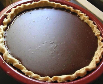 PIE DE CHOCOLATE DE LA ABUELITA