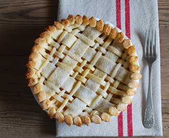 Tarta de manzana - Apple pie