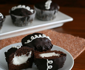 Copycat Hostess Cupcakes – Low Carb, Dairy-Free, Gluten-Free