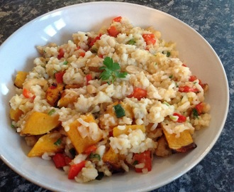 Recipe of the Week – 24th March 2014 – Rainbow Pilaf