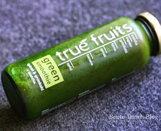 Review: Green Smoothie mit Matcha von True Fruits