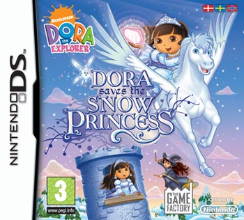 Dora / Saves the Snow Princess