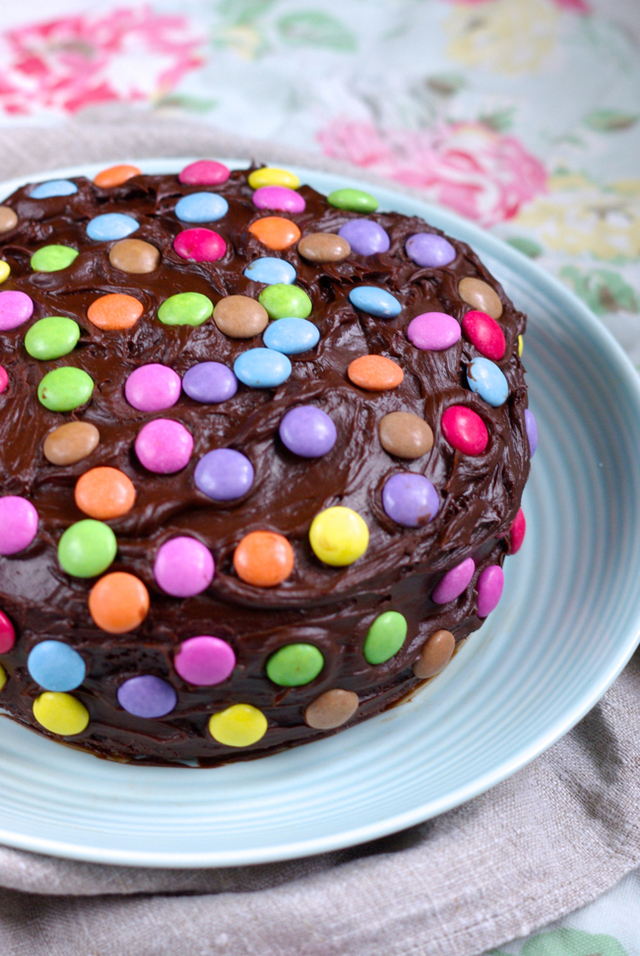 Food: Easy chocolate birthday cake
