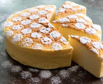 Japanse cheesecake – recept
