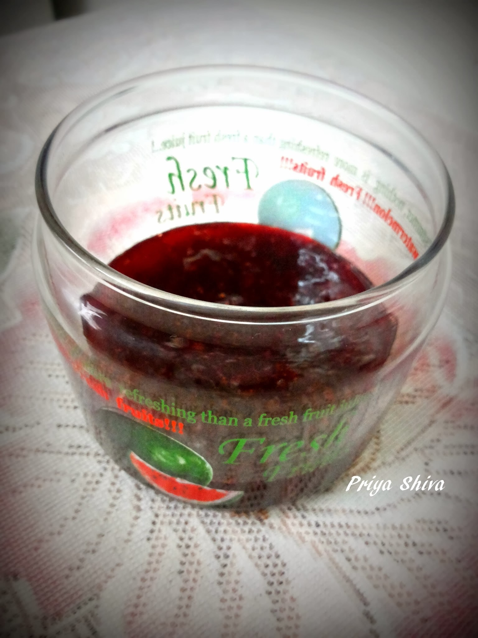 Strawberry Jam / Easy Microwave Strawberry Jam