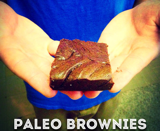 Paleo Fudgy Brownies