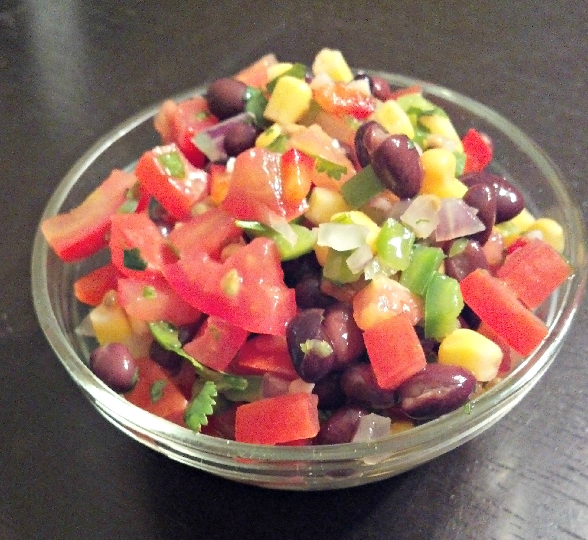 Fresh Homemade Salsa
