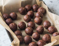 Classic Almond and Cacao Energy Balls