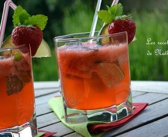Recettes de pour 4 personnes mojito fraise mytaste - Recette mojito fraise pour 10 personnes ...