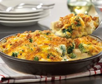 How To Make Chicken and Broccoli Bake Recipe - Gallery Recipe In The World
