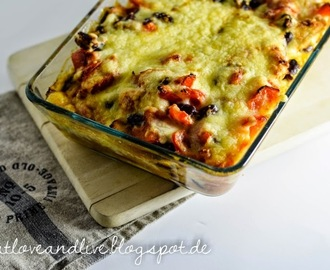 Mexiko vegetarisch: Enchiladas