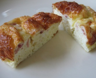 'Quiche' frittata for babies