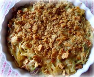 Tuna Casserole (All natural ingredients)
