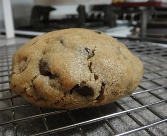 levain chocolate chip cookies copycat #1.