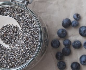 {Vegan} Chia Pudding