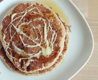 FOOD: Amaranth Pancakes