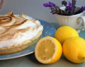 Lemon Meringue Pie o Tarta de Limón y Merengue