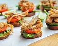 Pulled Pork Sweet Potato Sliders